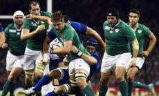Regbis: Airija - Prancūzija
