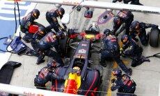 F-1 Red Bull komanda