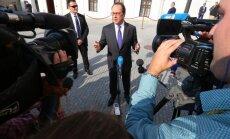 F. Hollande'as