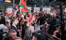 Eurovizijos spaudos centras Kijeve