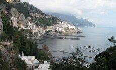 Amalfio pakrantė: bent kartą gyvenime aplankyti būtina
