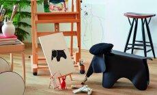 Dizaino klasika: žaismingas aksesuaras vaikams ir vaikystės nepamiršusiems