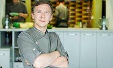 Garsus virtuvės šefas D. Praspaliauskas kviečia labdaringų pusryčių