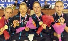 Rūta Paškauskienė ir Tumen - Rusijos čempionės