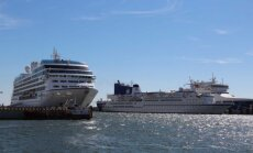 Kruiziniai laivai Klaipėdoje
