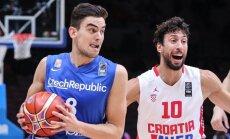 Europos krepšinio čempionatas 2015. Kroatija - Čekija
