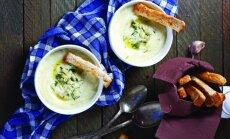 Kreminė pastarnokų sriuba