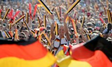 Vokietijos futbolo aistruoliai