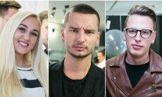 Indrė Stonkuvienė, Lukas Gricius, Saugirdas Vaitulionis