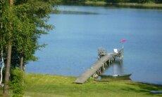 Seliovinio ežeras/ Edvardo Grigo asm. archyv. nuotr.
