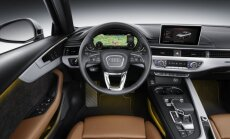 Audi ruošia inovatyvius sprendimus
