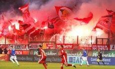 Bundesliga, Darmstadt ir Miuncheno Bayern rungtynių akimirka