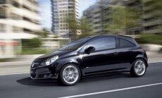 Vauxhall Corsa (asociatyvi nuotr.)