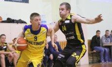 Kretingos komandos žaidėjas Linas Markaitis (Real Moments)