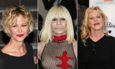 Meg Ryan, Donatella Versace, Melanie Griffith