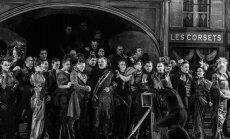 Operos Faustas užkulisiai (Algimanto Aleksandravičiaus nuotrauka)