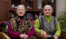 Juzė Birutė Blažienė ir Bronislava Matusevičienė, nuotr. alioraseiniai.lt