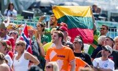 Lietuvos sirgaliai Rio de Žaneiro olimpinėse žaidynėse