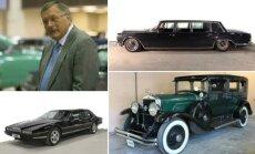 Parduoti S. Brundzos automobiliai