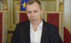 """Knygos """"Nežinomas karas"""" autorius, istorikas Rokas Tracevskis"""