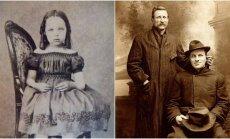 Viktorijos laikų mirusiųjų fotografijos