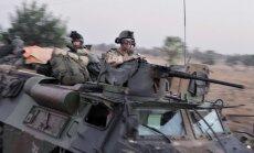 Prancūzijos sausumos pajėgos susirems su islamistais Malyje