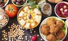 Gardžiausi Izraelio virtuvės šventiniai patiekalai