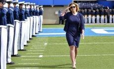 US Secretary of the Air Force Deborah Lee James