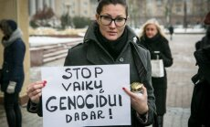 Stop Children's Genocide Now