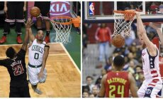 Avery Bradley  ir Jasonas Smithas / Foto: Reuters/AP/Scanpix