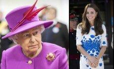 Karalienė Elžbieta II, Kate Middleton