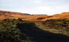 Islandijos kraštovaizdis keičiasi it kaleidoskopas. Salos pietrytinės dalies spalvų žaismė