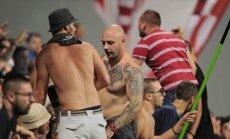 Crvena Zvezda klubo fanai