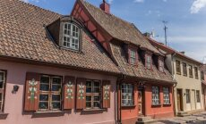 Klaipėda old town