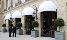 """Duris lankytojams vėl atvėrė viešbutis """"Ritz"""""""