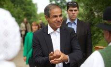 Israel's Ambassador to Lithuania Amir Maimon