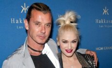 Gwen Stefani ir Gavino Rossdale'o pora.
