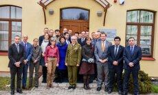 NATO Energetinio saugumo kompetencijos centras Vilniuje