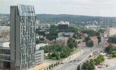 Vilniaus savivaldybės pastatas