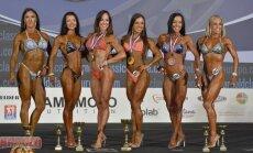 Kultūrizmo ir fitneso turnyras Arnold Classic Europe
