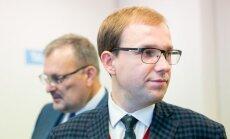 Kęstutis Daukšys ir Vytautas Gapšys