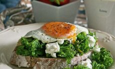 Tobuliems pusryčiams: kitaip paruošti kiaušiniai