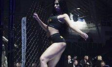 """MMA kovos menų turnyras """"King of cage"""""""