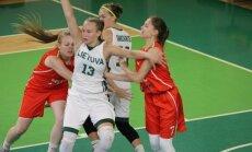Krepšinis: Lietuva U16 – Baltarusija U16