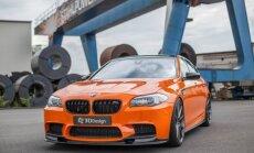 Perdirbtas BMW M5