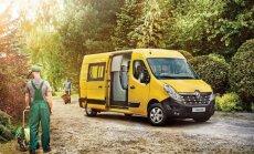 Renault lengvasis komercinis transportas