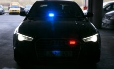 Nežymėta policijos Audi (asociatyvi nuotr.)