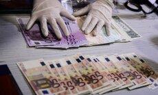 Padirbti eurai