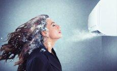 Kaip namuose išlaikyti sveiką ir gaivų orą, kai už lango vis dar žiema