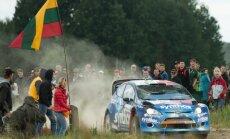 WRC etapas Lietuvoje